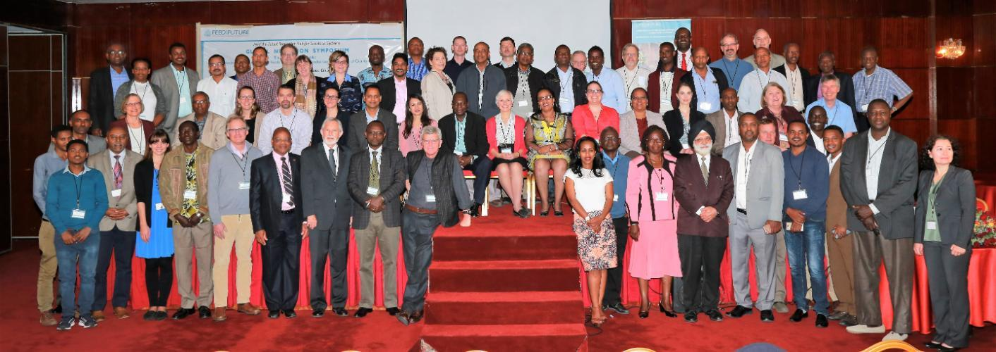 Group Photo, Global Nutrition Symposium